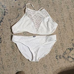 Nwot Arie Crochet Bikini